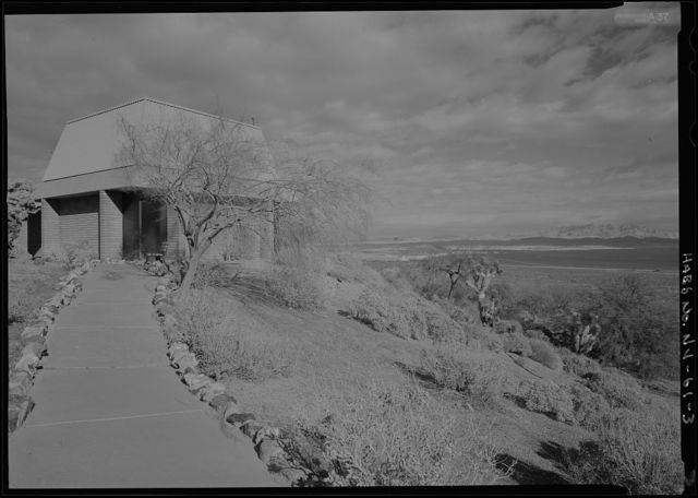 Alan Bible Visitor Center, U.S. Highway 93 and Lakeshore Scenic Drive, Boulder City, Clark County, NV