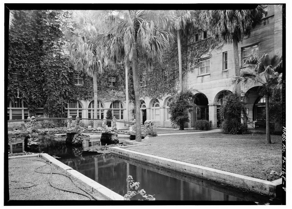 Alcazar Hotel, 75 King Street, Saint Augustine, St. Johns County, FL