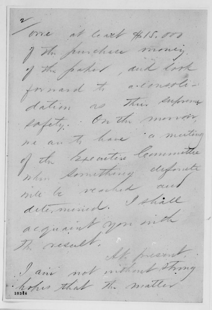 Alexander Hamilton Stephens Papers: General Correspondence, 1784-1886; 1870, Nov. 29-1871, Jan. 7