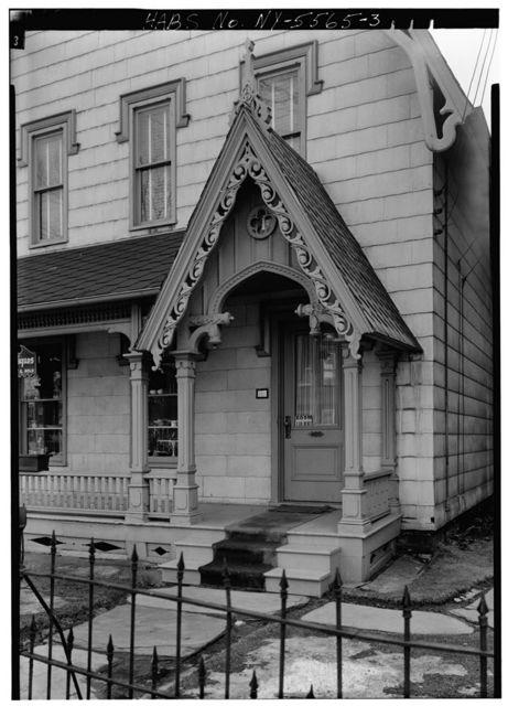 Alfred Dunk House, 4 Pine Street, Binghamton, Broome County, NY