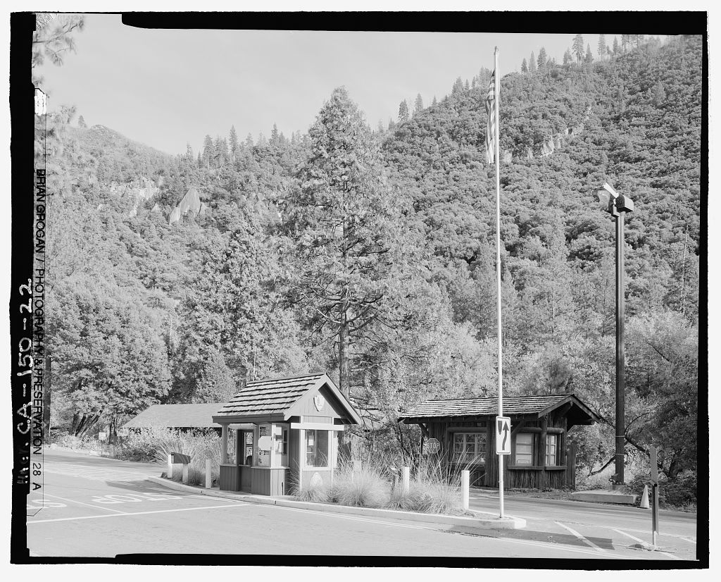 All Year Highway, Between Arch Rock & Yosemite Valley, El Portal, Mariposa County, CA