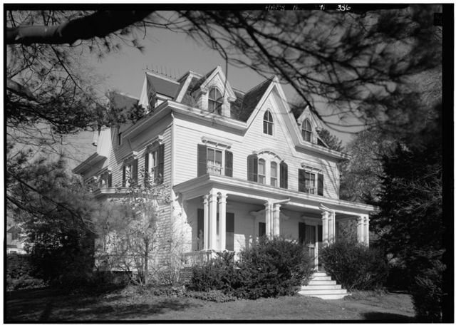Allen Nichols House, 494 Harbor Road, Southport, Fairfield County, CT