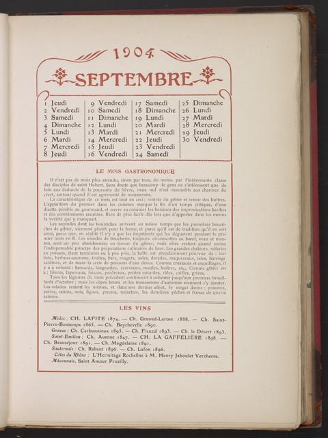 Almanach des gourmands pour 1862