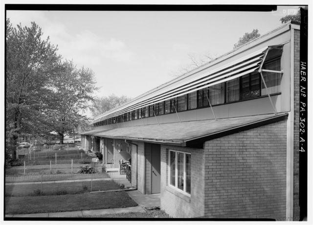 Aluminum City Terrace, 2-3 Bedroom Unit Type, East Hill Drive, New Kensington, Westmoreland County, PA