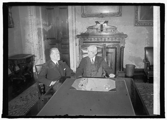 Ambassador Berenger & Kellogg, 1/16/26