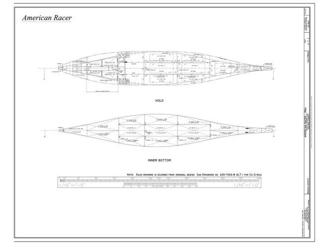 American Racer, Suisun Bay Reserve Fleet, Benicia, Solano County, CA