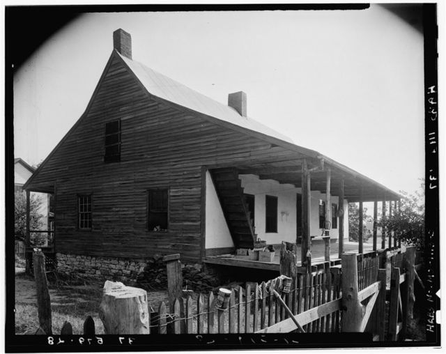 Amoureaux House, 327 St. Mary's Road, Sainte Genevieve, Ste. Genevieve County, MO