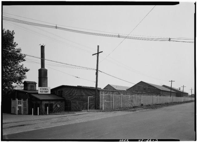 Anchor (Stangl) Pottery Company, 940 New York Avenue, Trenton, Mercer County, NJ