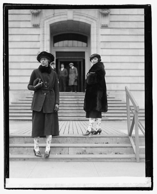 Anna Hayden & Mrs. Warren, 12/16/20