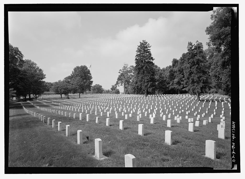 Annapolis National Cemetery, 800 West Street, Annapolis, Anne Arundel County, MD