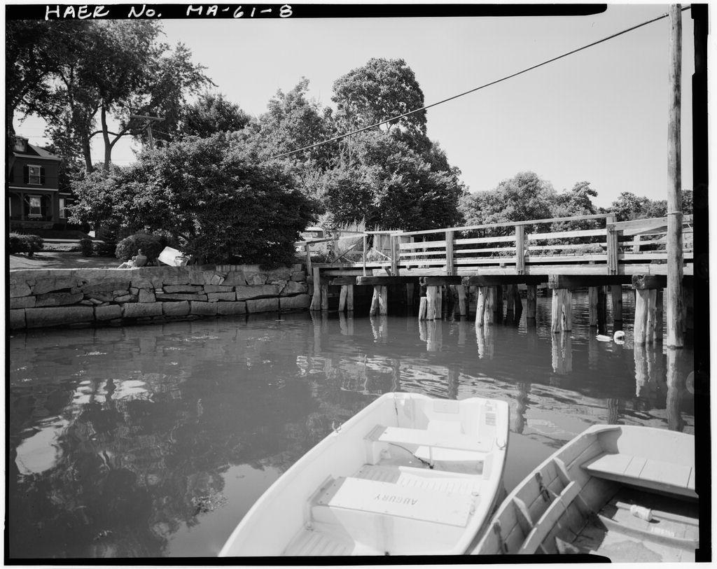Annisquam Bridge, Spanning Lobster Cove between Washington & River Streets, Gloucester, Essex County, MA
