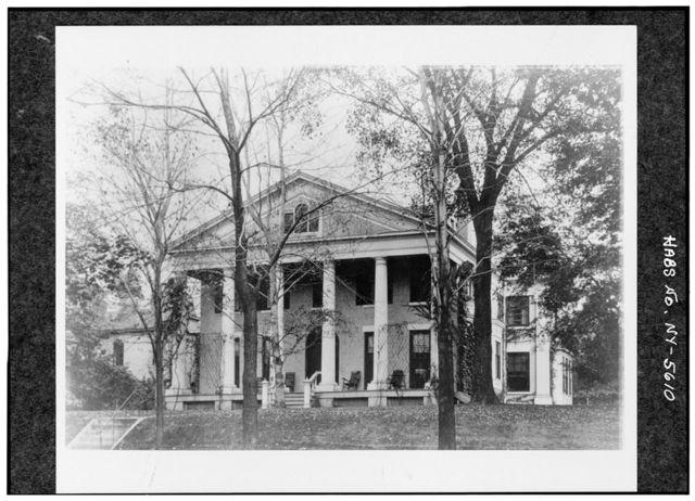 Ansley Wilcox House, 641 Delaware Avenue, Buffalo, Erie County, NY