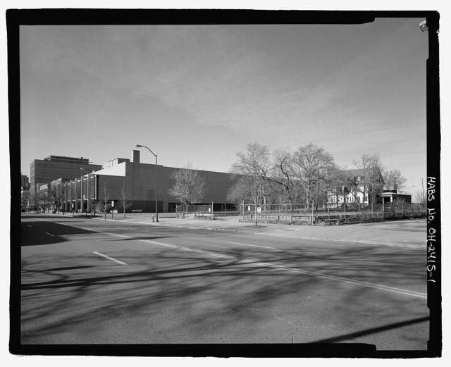 Anthony Carlin House, 3233 Euclid Avenue, Cleveland, Cuyahoga County, OH