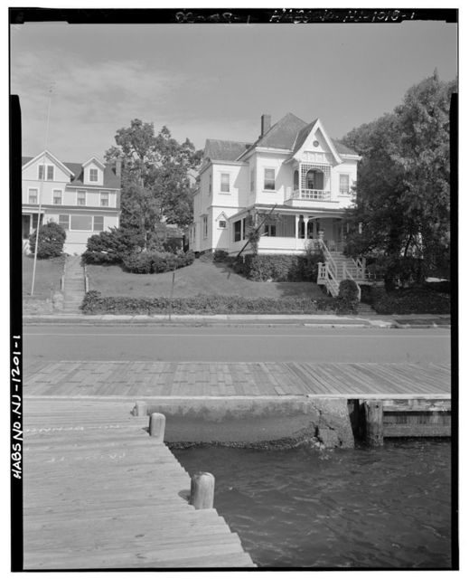 Arbutus Lodge (House), 60 River Avenue, Island Heights, Ocean County, NJ