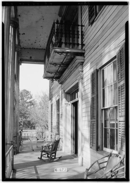 Archibald Tyson House, State Highway 97 (County Road 29), Lowndesboro, Lowndes County, AL