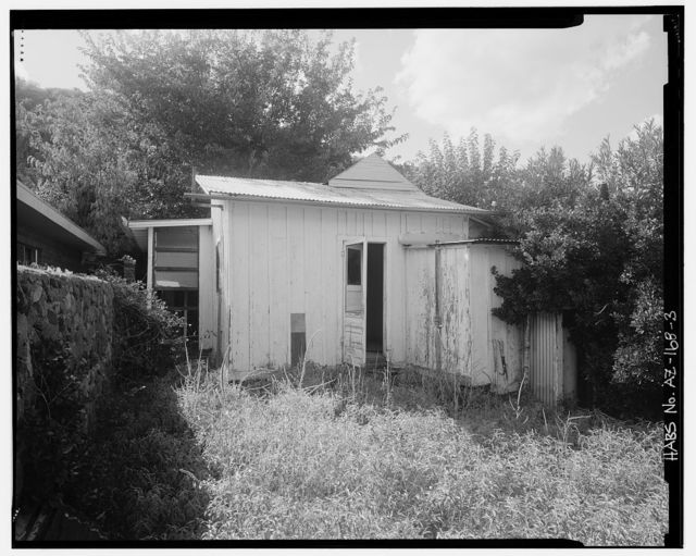 Archie Morrison Rental House, 180 Frisco Street, Clifton, Greenlee County, AZ