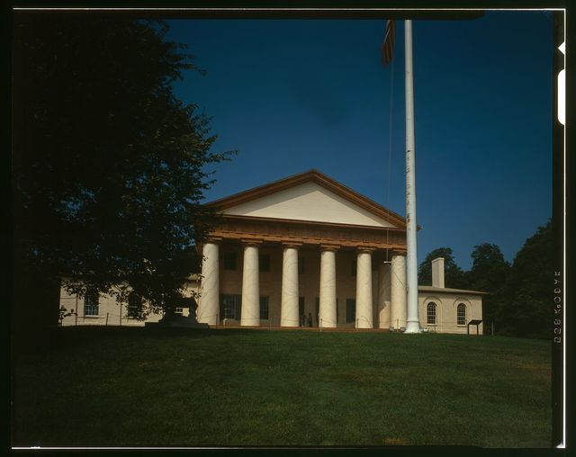 Arlington House, Lee Drive, Arlington National Cemetery, Arlington, Arlington County, VA