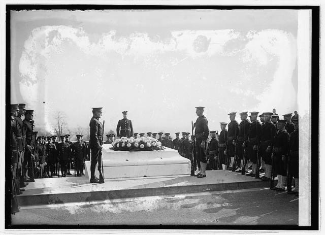 Armistice Day, Arlington, 11/11/23