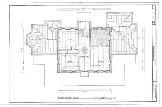 Asa Packer Mansion, Packer Hill, Jim Thorpe, Carbon County, PA