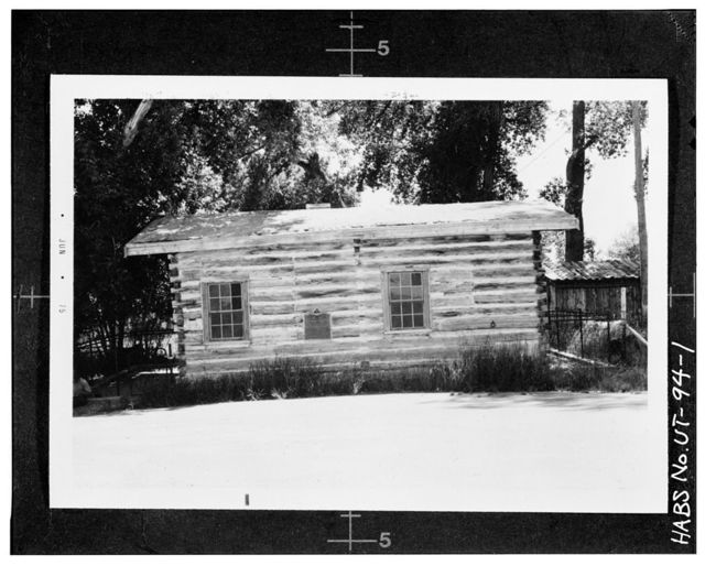 Ashley Post Office, 1335 West 2000 North, Vernal, Uintah County, UT