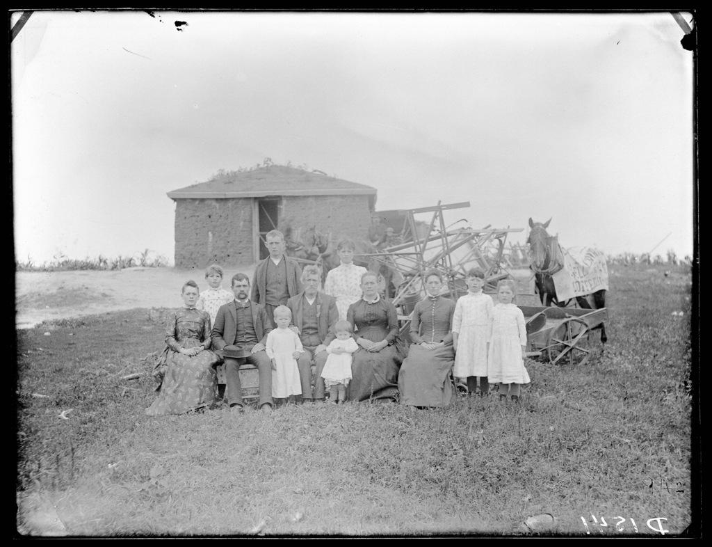A.T. Simms, Arnold, Custer County, Nebraska.