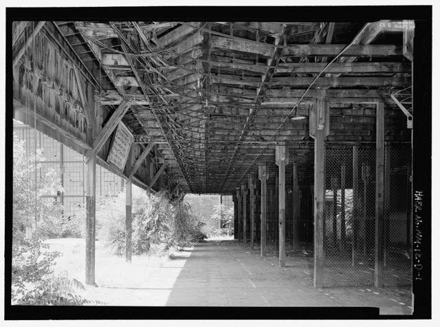 Atchison, Topeka, Santa Fe Railroad, Albuquerque Shops, C.W.E. Storage Shed, 908 Second Street, Southwest, Albuquerque, Bernalillo County, NM
