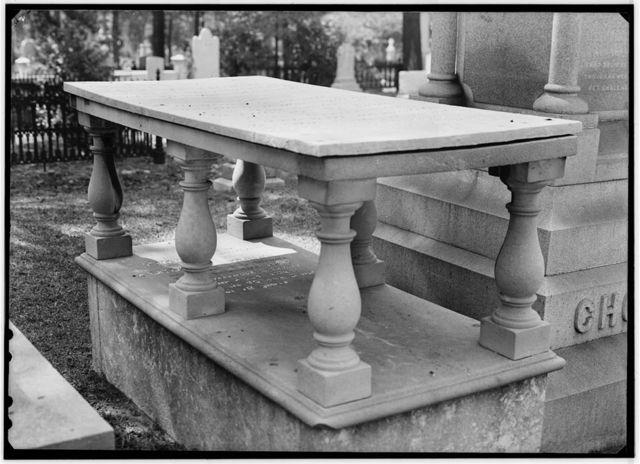 Auguste Chouteau Gravestone, Calvary Cemetery, Saint Louis, Independent City, MO