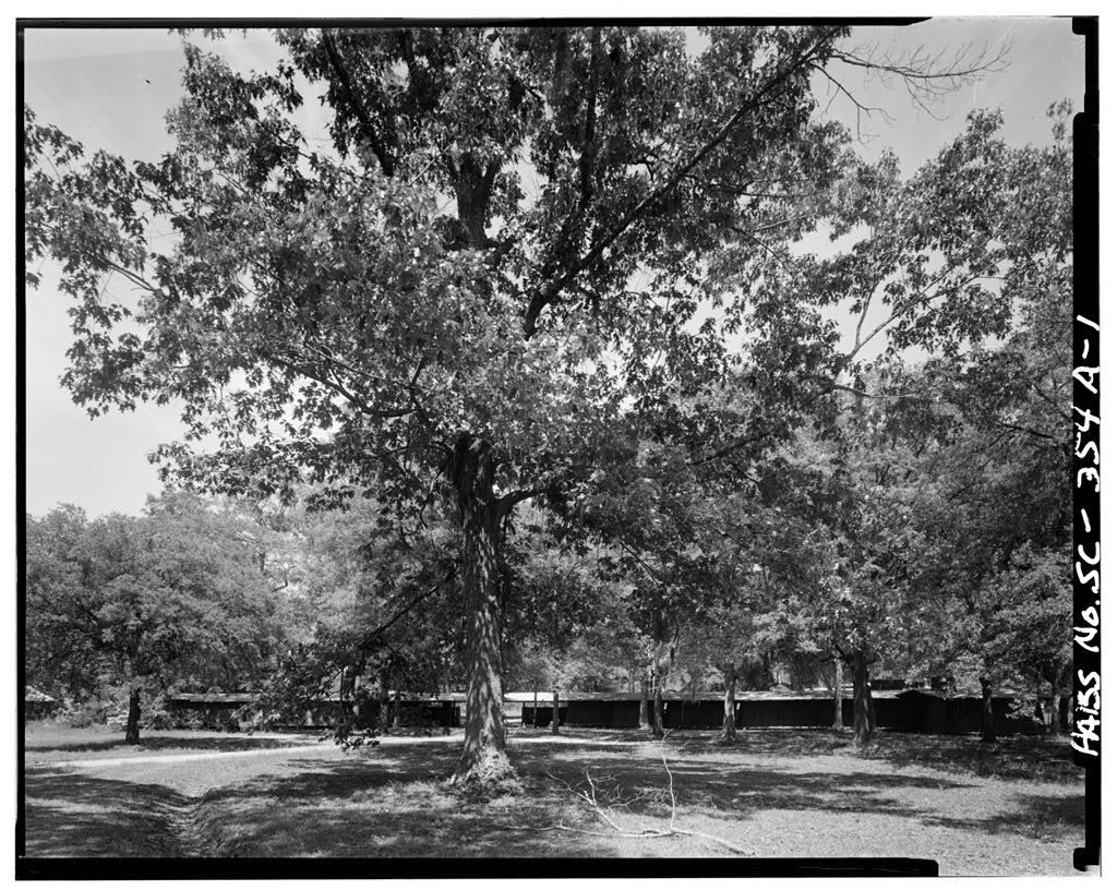 Auldbrass, Stable Complex, River Road, Yemassee, Hampton County, SC