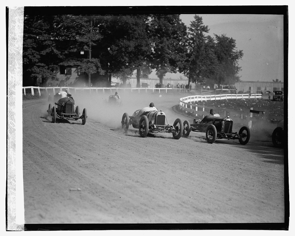 Auto races, Rockville Fair, 8/25/23