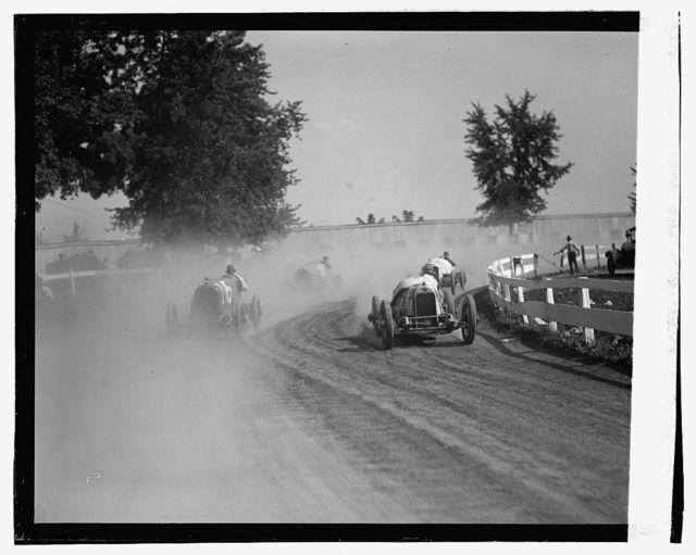 Auto races, Rockville Fair, 8/25/23