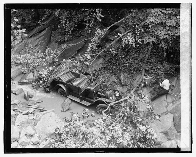 Auto wreck, 7/30/23