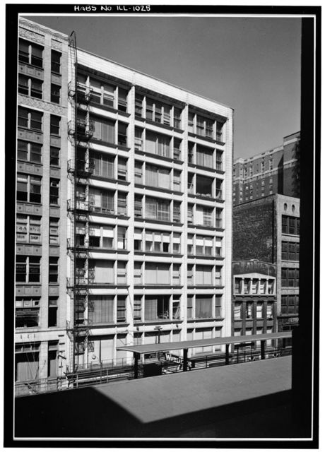Ayer Building, 218 South Wabash Avenue, Chicago, Cook County, IL