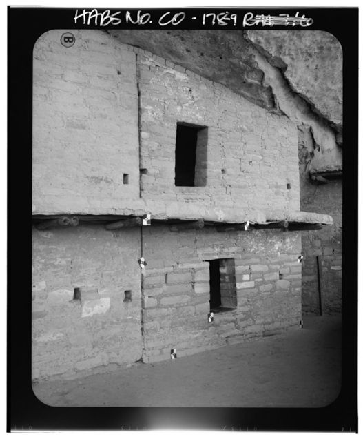 Balcony House, Cortez, Montezuma County, CO
