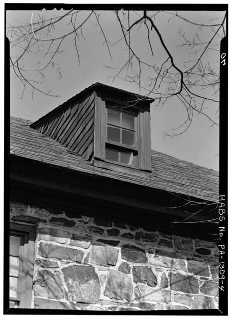 Baldwin-Sharpless House, U.S. Route 30 (East Caln Township), Downingtown, Chester County, PA