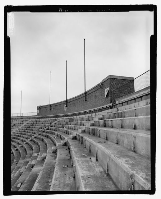 Baltimore Memorial Stadium, 1000 East Thirty-third Street, Baltimore, Independent City, MD