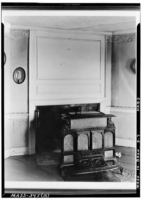 Banister House, Brookfield, Worcester County, MA