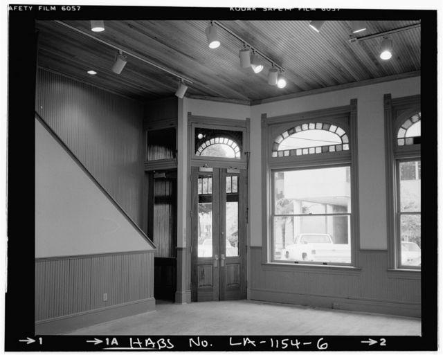 Bank of Lafayette, 217 West Main Street, Lafayette, Lafayette Parish, LA