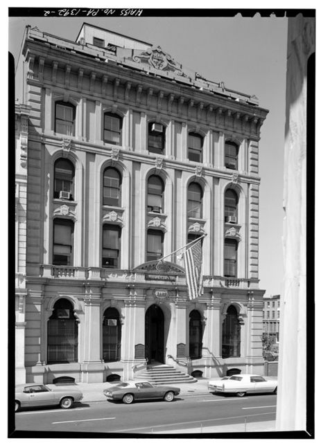 Bank of Pennsylvania, 421 Chestnut Street, Philadelphia, Philadelphia County, PA