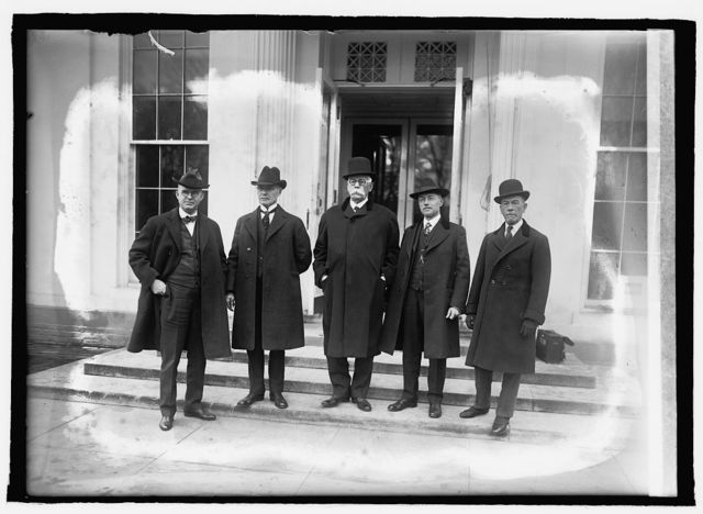 Bankers from Wyoming, 2/13/22