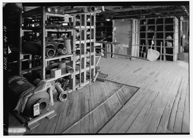 Barbour Boat Works, Tryon Palace Drive, New Bern, Craven County, NC