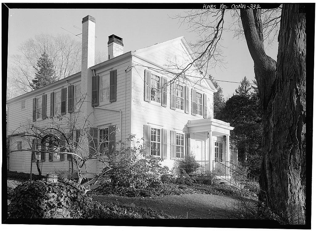 Barnabas Sturges House, 534 Harbor Road, Southport, Fairfield County, CT
