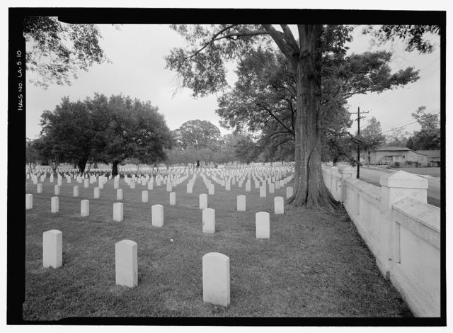 Baton Rouge National Cemetery, 220 North 19th Street, Baton Rouge, East Baton Rouge Parish, LA