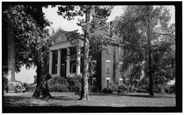 Battle House, NC Route 43-48 (Falls Road), Rocky Mount, Nash County, NC