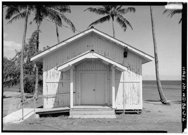 Bay View Home, Board Batten, Moloka'i Island, Kalaupapa, Kalawao County, HI