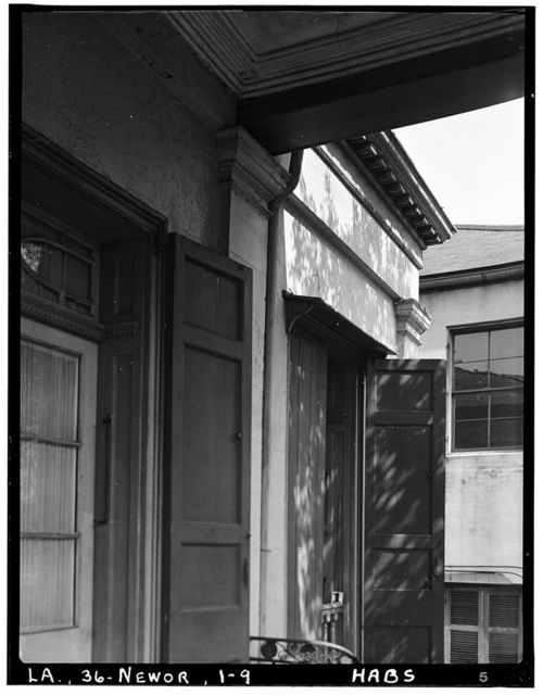 Beauregard House, 1113 Chartres Street, New Orleans, Orleans Parish, LA