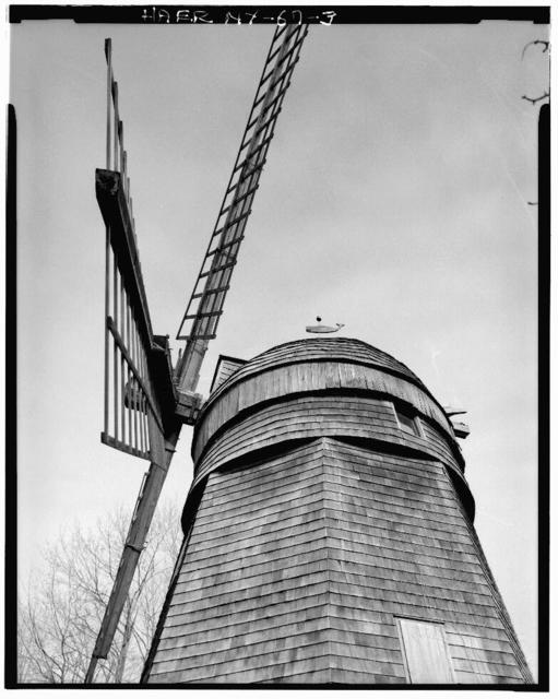 Beebe Windmill, Hildreath Lane & Ocean Avenue (moved several times), Bridgehampton, Suffolk County, NY