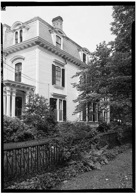 Benjamin Pomeroy House, 658 Pequot Road, Southport, Fairfield County, CT