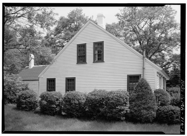 Benjamin S. Kelley House, Higgins Hollow Road, Truro, Barnstable County, MA