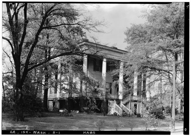 Bennett House, Robert Toombs Avenue, Washington, Wilkes County, GA