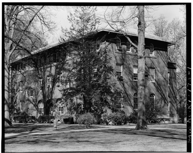 Berea College, Lincoln Hall, Berea College, Berea, Madison County, KY